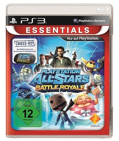 All - Stars: Battle Royale [Essentials] - [PlayStation 3] (Mario Bros Ps3)