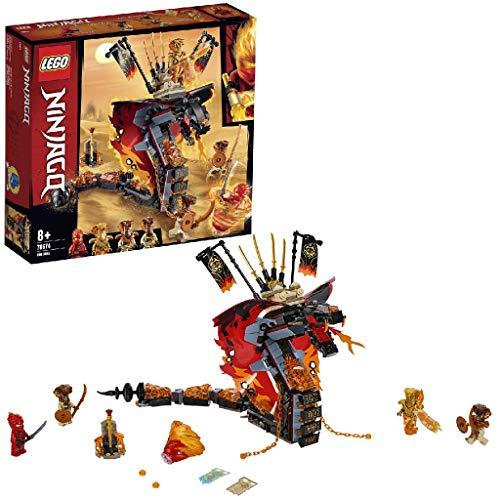 LegoNinjago70674 Feuerschlange, Bauset