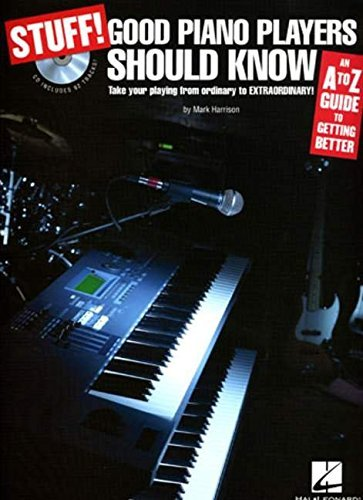Stuff! Good Piano Players Should Know BK/CD by Mark Harrison (2008-02-01)
