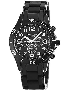 Excellanc Damen-Armbanduhr Analog Quarz verschiedene Materialien 150971000001