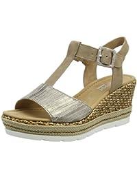 Amazon.it  4 - 7 cm - Sandali   Scarpe da donna  Scarpe e borse 0d6e2779dd3