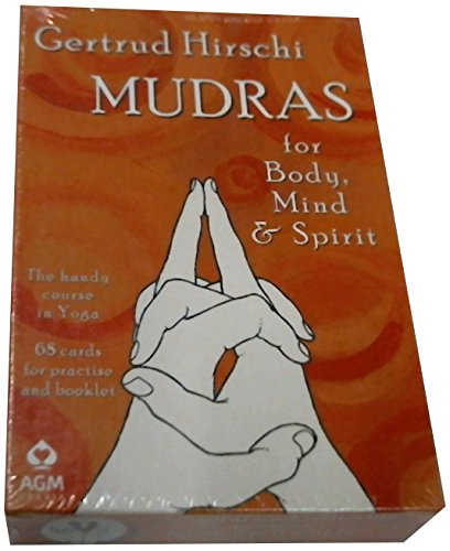 Health Body-mind-spirit (Mudras for Body, Mind and Spirit: The Handy Course in Yoga [With 68 Cards for Practice])