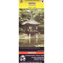 Seoul World City Map (Travel Reference Map)
