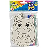 Best Darice Pens - Darice Wood Kit with Markers Owl Review