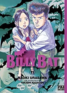 Billy Bat Edition simple Tome 11