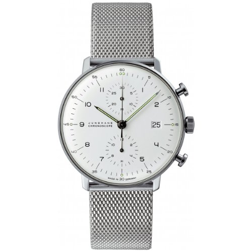 Junghans XL Max Bill Chronoscope
