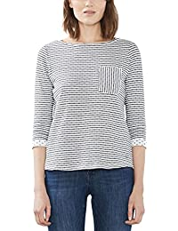 edc by ESPRIT Damen T-Shirt 126cc1k027