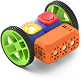 Robo Wunderkind - Juego de robótica Modular - Starter Kit - Juguete Stem con 5 Bloques y 12 Piezas - Robots programables para niños - 2 apps Gratis con Biblioteca de proyectos