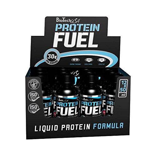 Biotech USA Protein Fuel shot 50ml Himbeere