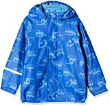 CareTec 550266 Giacca Impermeabile, Blu (Oceanblue 706), 116