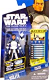 Clone Commander Wolffe Star Wars - The Clone Wars von Hasbro