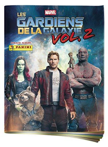 Panini France SA 2322-009 Les Gardiens de la Galaxie 2 Album