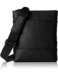 Calvin Klein - Sac K50k502512 Bastian Flat 001 Black