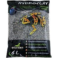 Reptiles Planet Hydroclay - Sustrato de Drenaje para terrarios Tropicales, 6 litros