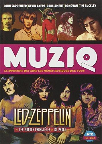 Muziq - numéro 2 Led Zeppelin (2) par Collectif