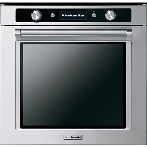 KitchenAid Kolss 60600-Ovens (Medium, Built-in, Electric, A +, Stainless Steel, Rotary) (Backofen Kitchenaid)
