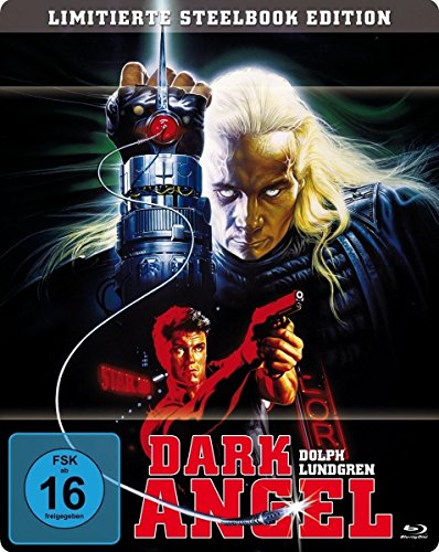 Dark Angel - Uncut - Steelbook [Blu-ray] [Limited Edition]