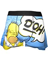 The Simpsons Homer Men's Boxer Shorts Trunks Sizes S-XL Available
