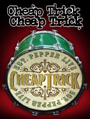 Preisvergleich Produktbild CHEAP TRICK SGT PEPPER LIVE