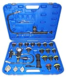 s 27pt Kühlerlecktester Tools 27 Piece Cooling System and Vacuum Pressure Test/Tester