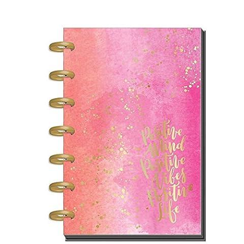 Me & My Big Ideas Live Loud Undated 12 Month Mini Planner, Multi-Colour