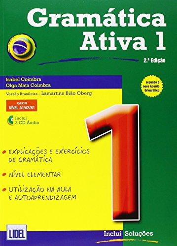 Gramatica ativa 1 (3CD audio) par T L Esmantova