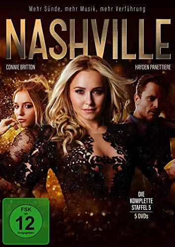 Nashville - Die komplette Staffel 5 [5 DVDs]