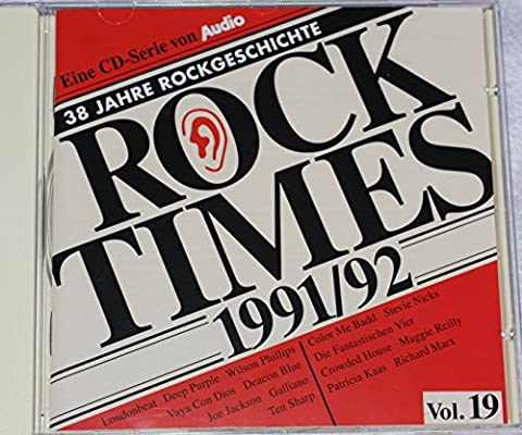 Audio Rock Times Vol. 19 - 1991-92