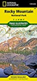 Rocky Mountain National Park : 1/50 000 (Trails Illustrated Map)