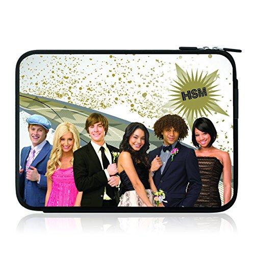 Disney LB3030 Notebooktasche (38 cm (15 Zoll) Neopren Disney High School Musical