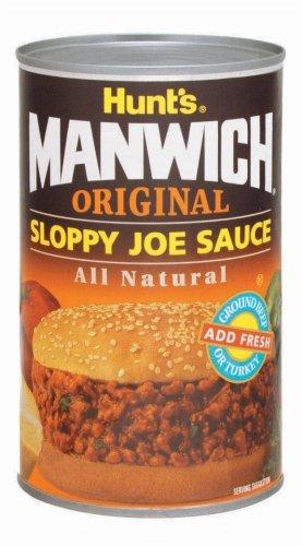 hunts-manwich-original-sloppy-joe-sauce-155oz-can-pack-of-6-by-manwich