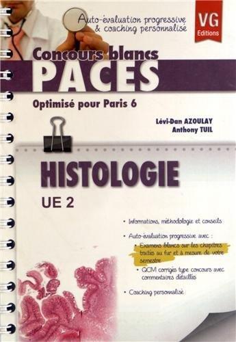 Histologie UE 2 : Optimisé pour Paris 6