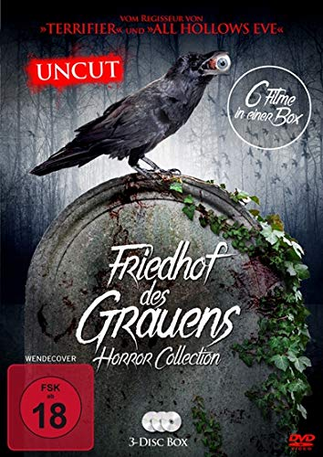 Friedhof des Grauens - Horror Collection [3 DVDs]