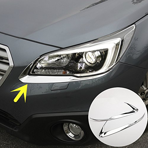 Front Head Light Trim Cover