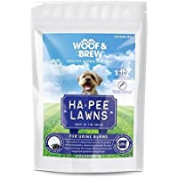 Woof & Brew Dog Day Herbal PIS Césped Saludable Té 28