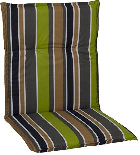 Cuscini per esterno per schienale basso per sedie da giardino ...