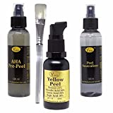 VACOS Yellow Home Peel Kit 30ml (Pack of 4)