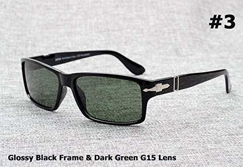 Aprigy Mode M?nner polarisierten Sonnenbrille f?hrt Mission Impossible4 Tom Cruise James Bond Sun Glasses
