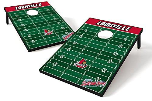 Wild Sports College Heckklappe Sitzsack Werfen Spiel, Louisville Cardinals