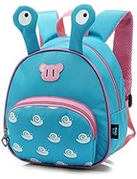 Mochila escolar para bebés, Mochila para niños pequeños,Bolsos para niños Mochila para niños Bolsas de hombro preescolares de la guardería Anti Lost, Conejo (1-5 años de edad)