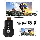 DOBO Clé Dongle récepteur Anycast WiFi Écran vidéo Streamer M4Plus Android Adaptateur sans Fil Transfert données