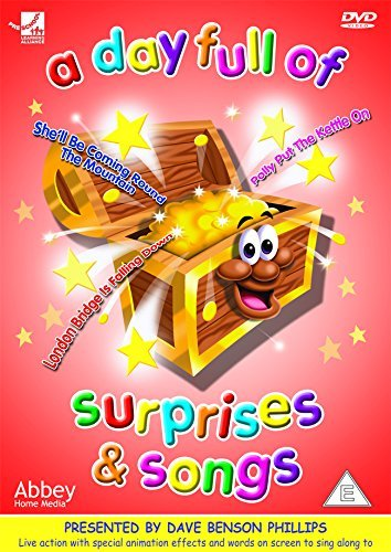 A Day Full Of Surprises And Songs [DVD], used for sale  Delivered anywhere in UK