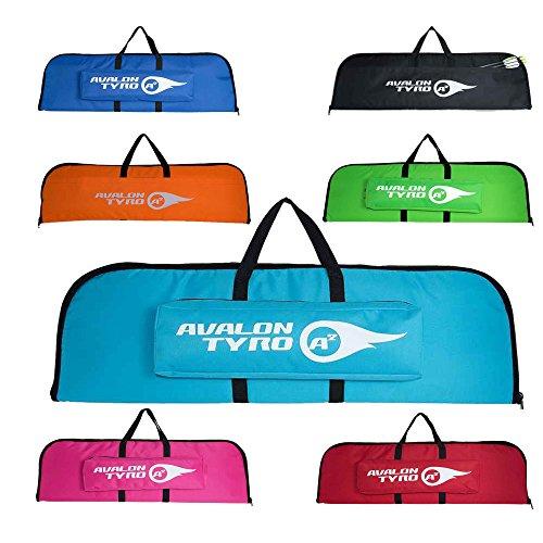 AVALON Tyro A² - Bogentasche für Take-Down Bögen Grün