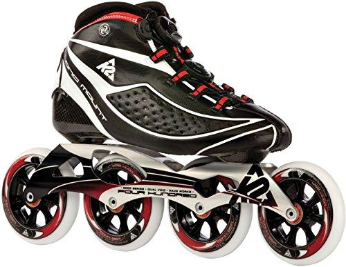 K2 Erwachsene Inline Skate Pro Longmount, mehrfarbig, 41, 3020030.1.1.41