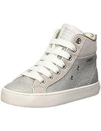 Geox Mädchen Jr Kiwi Girl A Hohe Sneakers