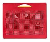 Playmags Magna Drawing Tablette de Voyage avec 748 Billes magnétiques intégrées,...