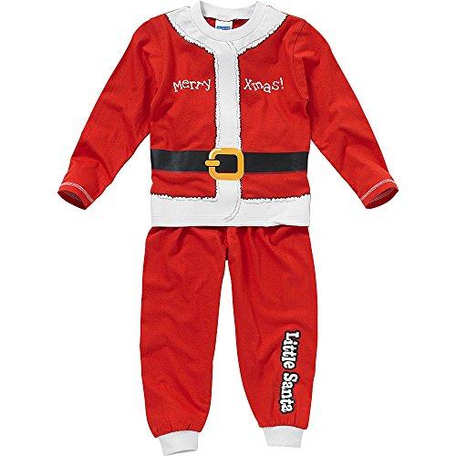 Dress Up Pyjamas  Jungen Set  Rot Rot