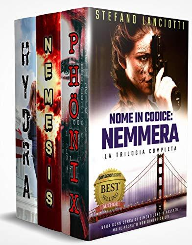 Nome in codice: Nemmera: La trilogia completa del thriller più sorprendente degli ultimi...