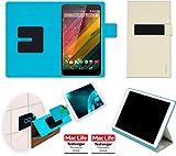 reboon Hülle für HP Slate 7 VoiceTab Ultra Tasche Cover Case Bumper   in Beige   Testsieger