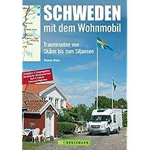 Schweden mit dem Wohnmobil: Traumrouten von Skåne bis zum Siljansee